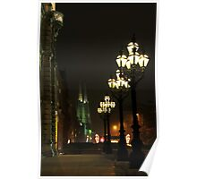 Gothic City Poster