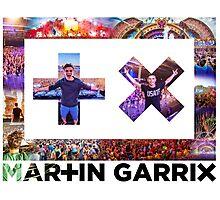 Martin Garrix Montage Photographic Print