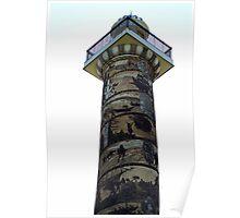Astoria Column, Austoria Oregon Poster