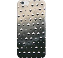 Metal plate iPhone iPhone Case/Skin