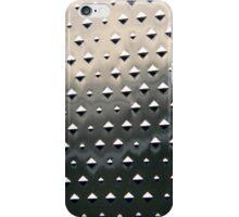 Metal plate iPhone iPhone Case/Skin
