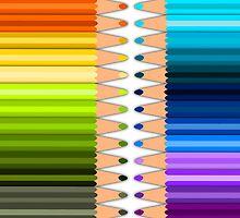 Colorful rainbow by Andreas  Berheide