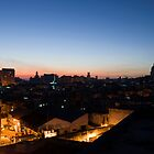 Havana City Twighlight by dogboxphoto