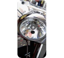 Harley light iPhone Case/Skin