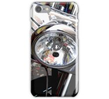 Harley light iPhone Case/Skin