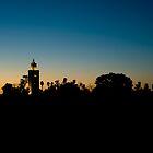 Marrakech Skyline by dogboxphoto