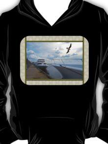 Fernandina Harbor Marina T-Shirt