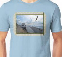 Fernandina Harbor Marina Unisex T-Shirt