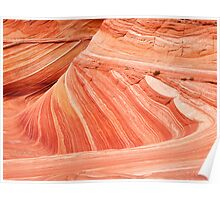 Wave Rock 2, Coyote Buttes Poster