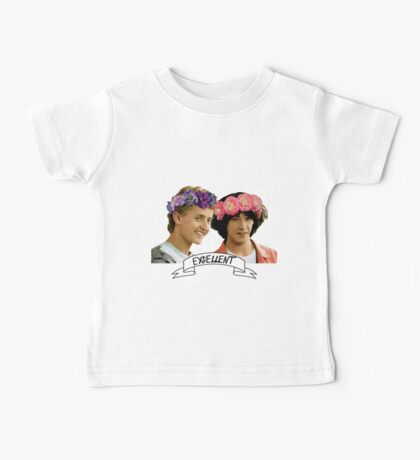 Be Excellent To Eachother Baby Tee