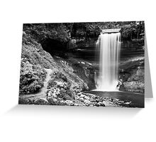 Minnehaha Falls 1 Greeting Card