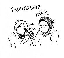 Friendship Peak by caylsbo