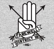 Farewell District 12 - full logo by FAMOUSAFTERDETH