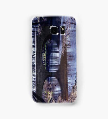 Swann Mill Bridge Samsung Galaxy Case/Skin