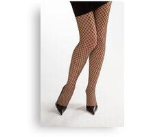 Glamour legs 1 Canvas Print
