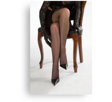 Glamour legs 9 Canvas Print