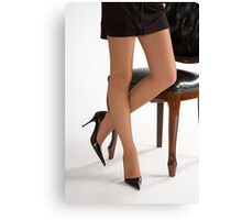 Glamour legs 11 Canvas Print