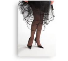 Glamour legs 13 Canvas Print