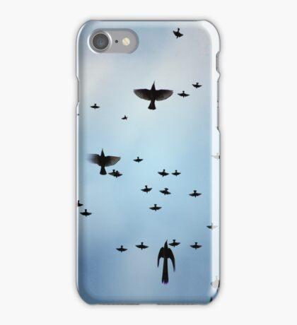 Flying Birdies iPhonecase 05 iPhone Case/Skin