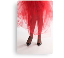 Glamour legs 14 Canvas Print