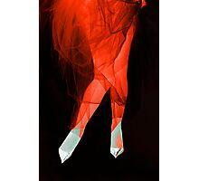 Glamour legs 16r Photographic Print
