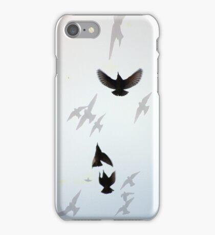Flying Birdies iPhonecase 09 iPhone Case/Skin
