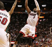 dwyane wade miami heat by BIGDREAMS001
