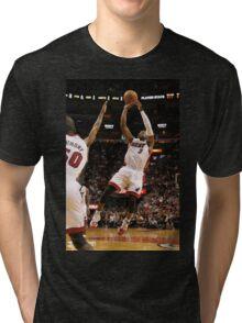 dwyane wade miami heat Tri-blend T-Shirt