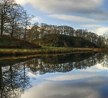 River Brathay Reflections by Jamie  Green