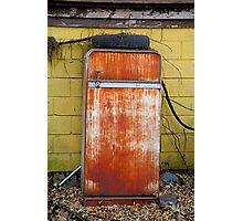 Refrigerator Graveyard  Photographic Print