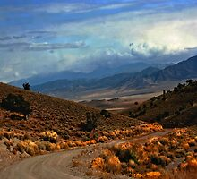 Approaching Antelope Valley by Arla M. Ruggles