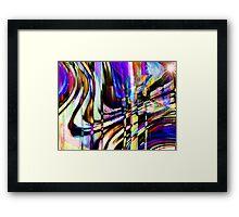 Three Layer Blender #9: Prison Break  (G0522) Framed Print