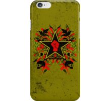 Revolution theme 2 iPhone Case/Skin