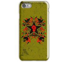 Revolution theme 2 iPhone Case/Skin