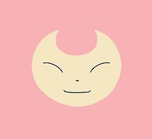 Skitty Face by alienaviary