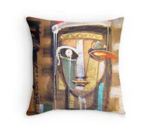 masks of night skies 1 Throw Pillow