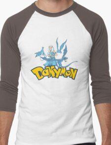 Danymon Men's Baseball ¾ T-Shirt
