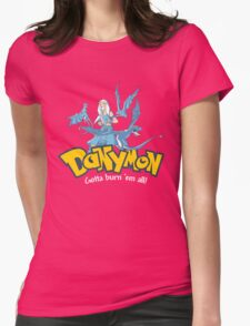 Danymon Womens Fitted T-Shirt