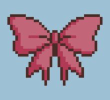 8bit Lolita Bow by alienaviary