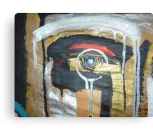 masks of night skies 5 Canvas Print