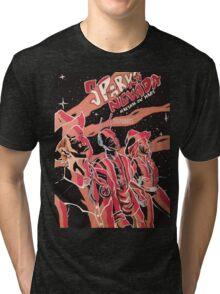 SPARKS NEVADA!! fandom art Tri-blend T-Shirt