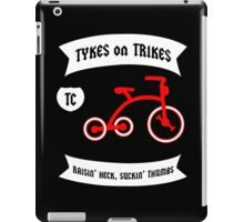 Tykes on Trikes Tricycle Gang (for kids and kids at heart) iPad Case/Skin