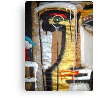 masks of night skies 10 Canvas Print
