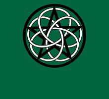 Celtic Knot Pentacle Unisex T-Shirt