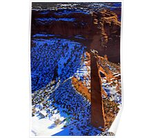 Wings over the Canyonlands Poster
