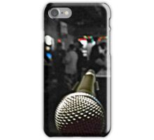 The Lonely Musician iPhone Case/Skin