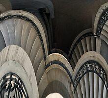 Stairs by Katerina Vorvi