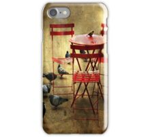 Pigeon feast NY case iPhone Case/Skin