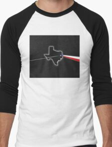 Dark Side of Texas Men's Baseball ¾ T-Shirt