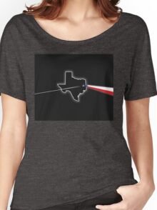 Dark Side of Texas Women's Relaxed Fit T-Shirt